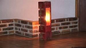 Lampe En Palette : fabriquer une lampe d co avec une palette youtube ~ Voncanada.com Idées de Décoration