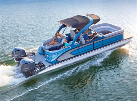 Fishing Boat Buying Guide by Buying Guide Manitou Pontoon Boats