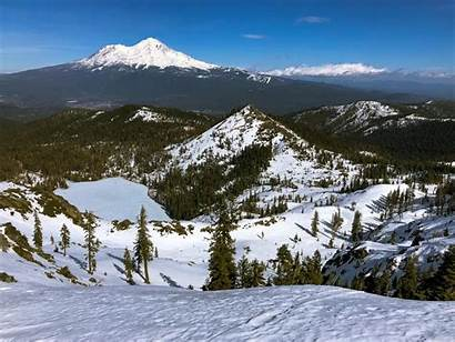 Castle Lake Location Update Shasta Mount