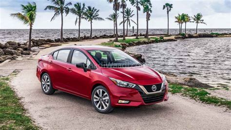 Nissan New 2020 by All New 2020 Nissan Versa Unveiled India Launch