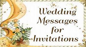 Marriage invitation msg invitation messages invitation for Wedding invitation quotes in english for sister marriage