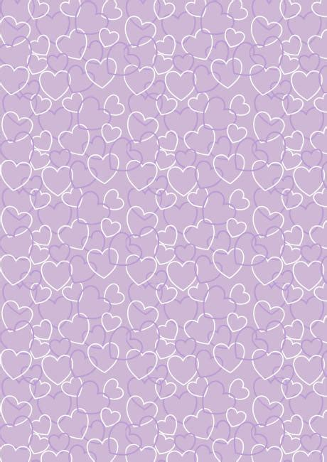 valentines day scrapbook paper purple heart background