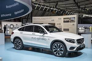 Mercedes Glc Coupe Hybrid : photo mercedes glc coupe hybride rechargeable ~ Voncanada.com Idées de Décoration