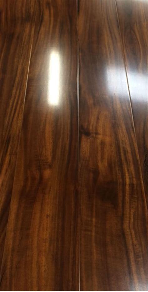 walnut gloss laminate flooring acacia walnut high gloss irwin tiles hardwood flooring