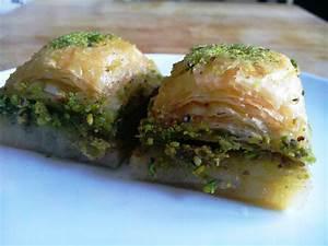 Making Turkish Pistachio Baklava at Home
