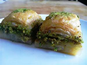 Making Turkish Pistachio Baklava at Home