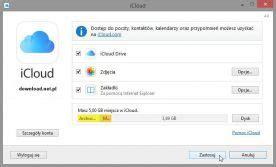 icloud drive descargar intercambio de archivos