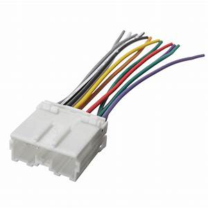 Car Stereo Radio Cd Player Wiring Harness Wire Aftermarket