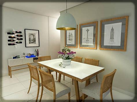 ideia de decoracao  sala de dois ambientes limaonagua