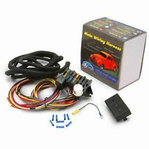 Custom Hot Rod Fuse Box : keep it clean 12 fuse wire harness system rat street model ~ A.2002-acura-tl-radio.info Haus und Dekorationen