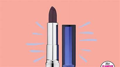 Lipstick Purple Glamour Beauty Drugstore Swatches Different
