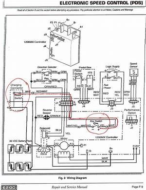 Ez Go Battery Charger Wiring Diagram 26061 Netsonda Es