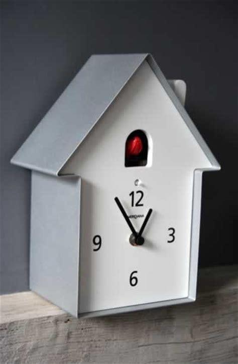 Meridiana Cuckoo Clock   Cuckoo Clock   Contemporary Wall