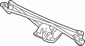 Ford Explorer Windshield Wiper Linkage  Replace
