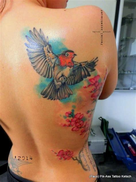 vogel bedeutung pacotattooartist rotkehlchen tattoos bewertung de