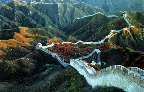 Hd Wallpapers Fine The Great Wall Of China 7 Wonders Of