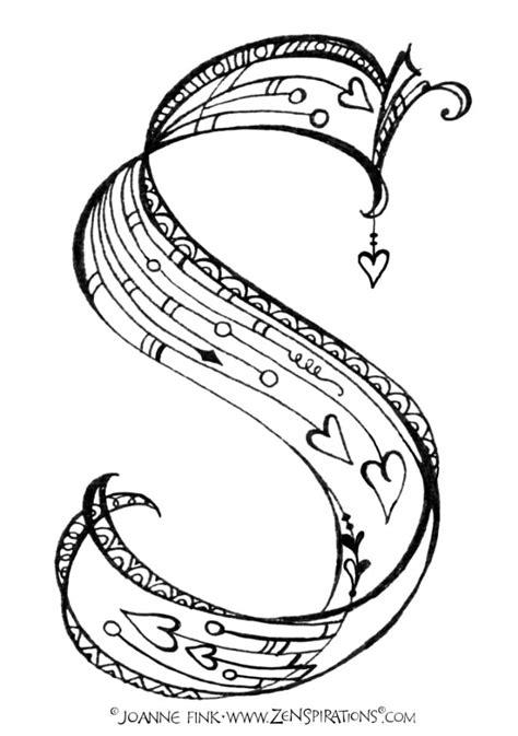 monograms zenspirations