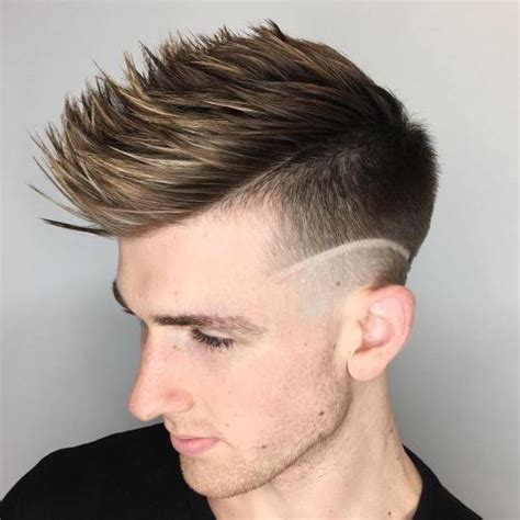 boys hair style spike stylish spiky hairstyles for modern hairzstyle 7193