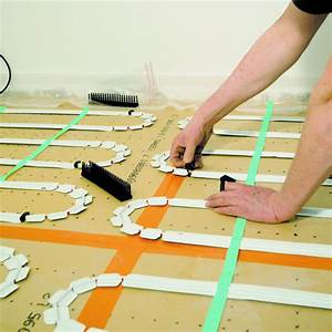 Chauffage Au Sol : chauffage au sol lectrique adapt aux constructions bbc ~ Premium-room.com Idées de Décoration
