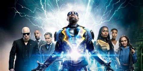 Black Lightning Is Easily The Best Show In The Arrowverse