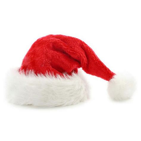 new arrival christmas hat flannelette plush christmas