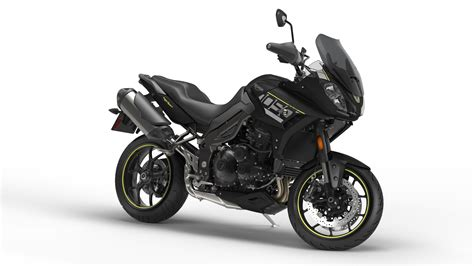 Sportbikes offer the most advanced motorcycle design technology available and are designed for optimum speed, acceleration, braking and maneuverability. NEW Triumph Tiger Sport - Bike Review