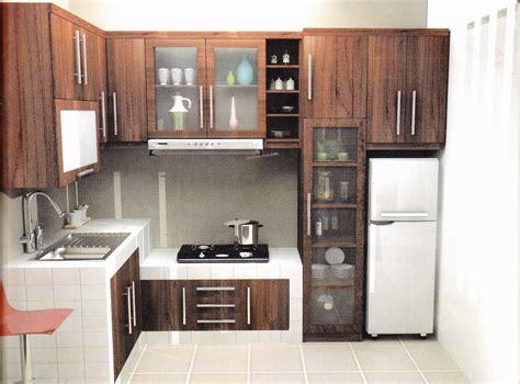 Kitchen Set Minimalis Modern
