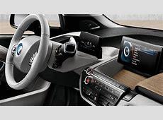 BMW i3 la révolution électrique d'une voiture connectée