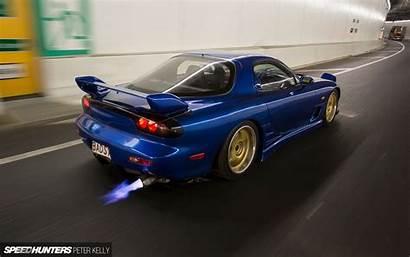 Mazda Midnight Fd3s Rx7 Touge Rx Speedhunters