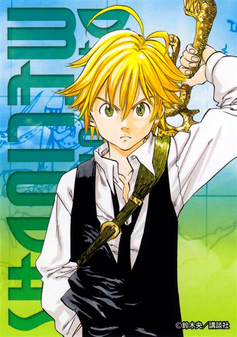 meliodas wiki  deadly sins fandom powered  wikia