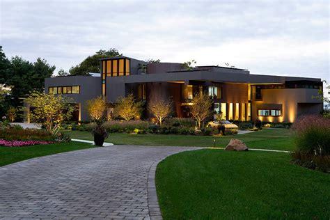 eco friendly estate   long island sound mansion
