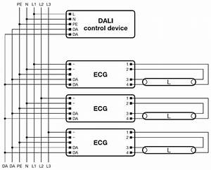 Quicktronic Intelligent Dali Dim T5