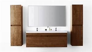 Meuble Sous Vasque Suspendu : installez vous m me votre meuble de salle de bain suspendu ~ Dailycaller-alerts.com Idées de Décoration