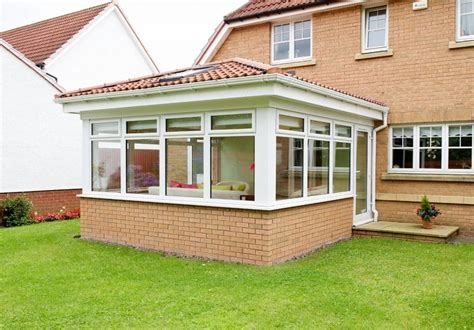 sunrooms uk deignon conservatory tiled sunroom south gyle cr smith