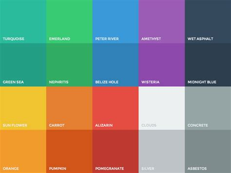flat color picker 20 free resources for web designers in 2016 best cms
