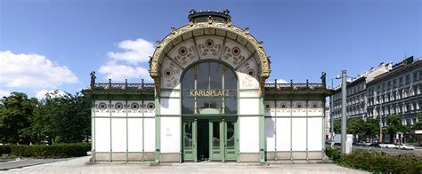 The Nouveau Of Otto Wagner Otto Wagner