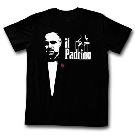 tshirt mourinho godfather the godfather shirt il padrino black t shirt the