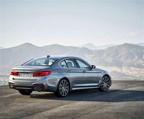 Next Generation BMW 5-series Comes With Premium Design