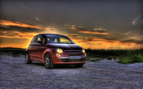 Fiat 500 Quality 30 fiat 500 hd wallpapers for desktop free