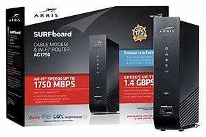 Arris Surfboard Sbg6580  Wi