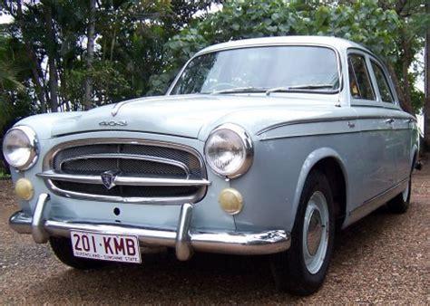 peugeot for sale australia aussie frog rhd 1962 peugeot 403 sedan bring a trailer