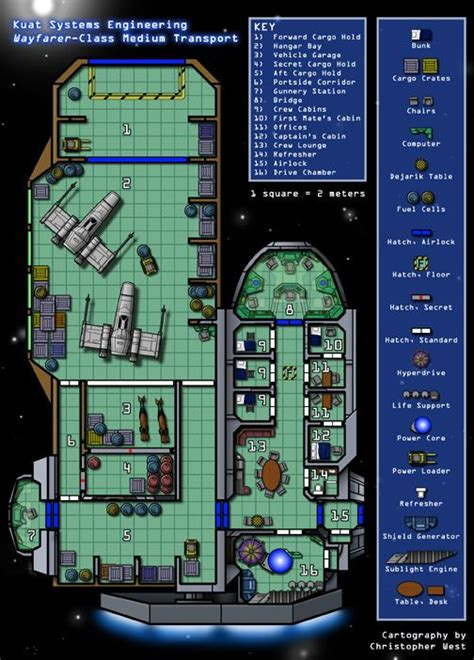 52 best images about starship deckplans on pinterest