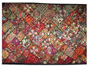 home interior remodeling consigned banjara wall hanging tapestry throw kutch