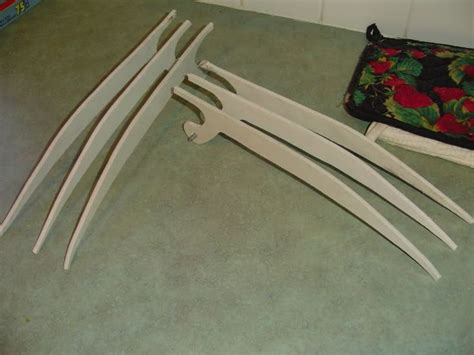 wolverine claws template pin by the lord of soap on