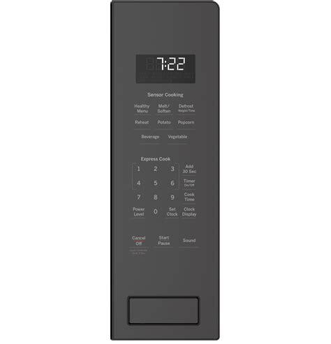 ge profile series  cu ft built  sensor microwave