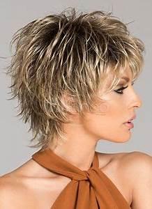 Coiffures Courtes Dégradées : modele coiffure cheveux courts 50 ans mod le coiffure ~ Melissatoandfro.com Idées de Décoration
