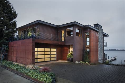 A Threestory Kirkland Home Blends Northwest Warmth And