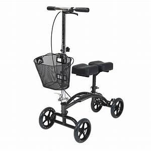 Drive Medical Dual Pad Steerable Knee Walker