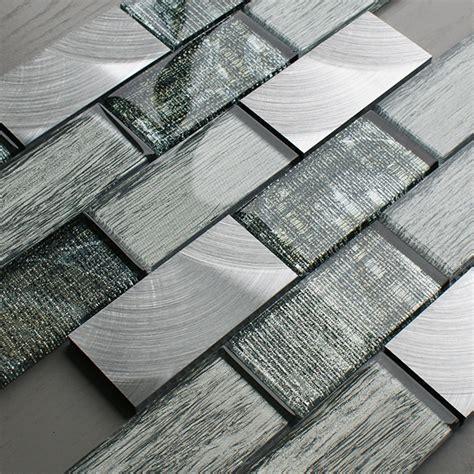 portland green glass brick tile 187 mosaic