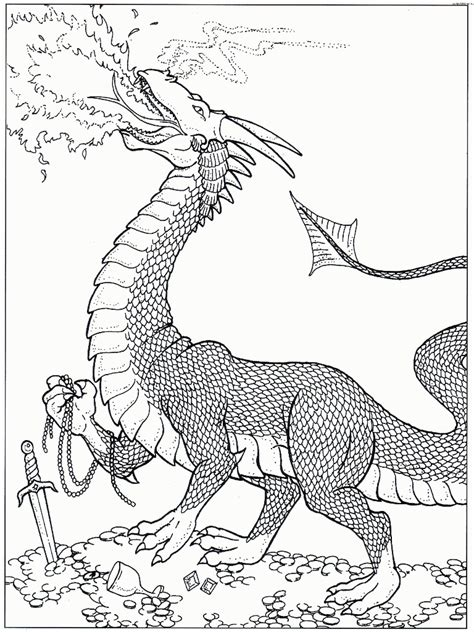 Coloring Dragons by Coloring Pages Coloring Home